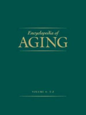 Ency of Aging 1 4v Set 9780028654720