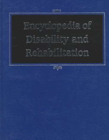 Encyclopedia of Disability and Rehab. (1 Vol) 9780028972978