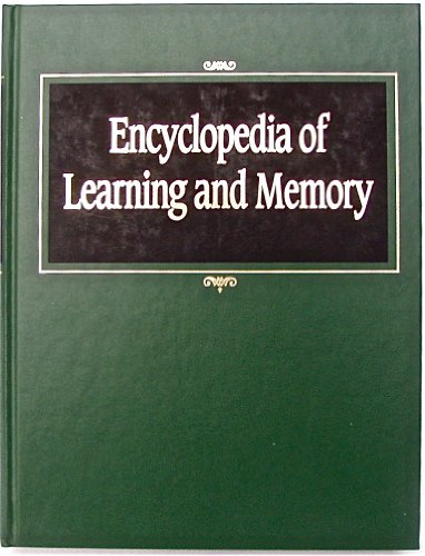 Encyclopedia of Learning and Memory