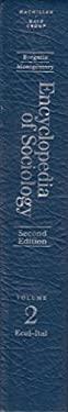 Encyclopedia of Sociology, Volume 2