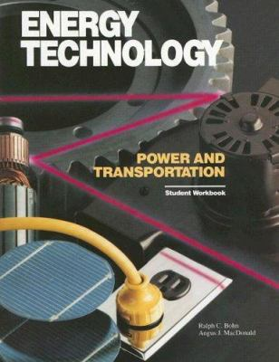 Energy Technology: Power and Transportation