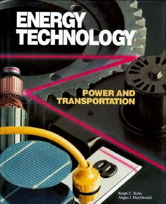 Energy Technology Power and Transportation
