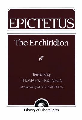 Epictetus: Enchiridion, the