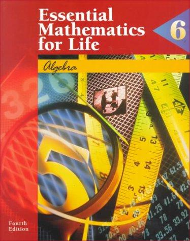 Essential Mathematics for Life