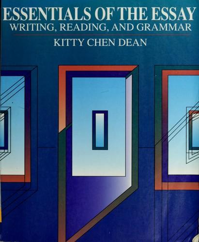 Essentials of the Essay