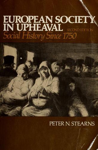 European Society in Upheaval