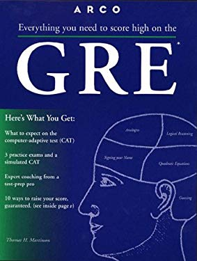 Everything You Need to Score High on the GRE