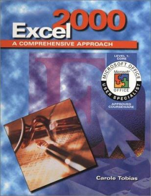 Excel 2000 Level 1: Core