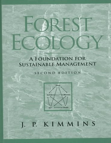 Forest Ecology: A Foundation for Sustainable Management