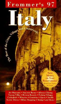 Frommer's 97' Italy