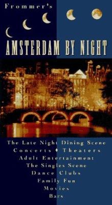 Frommer's Amsterdam by Night