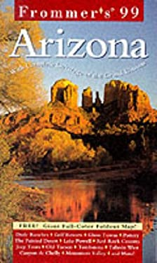 Frommer's Arizona [With Giant Full-Color Foldout]