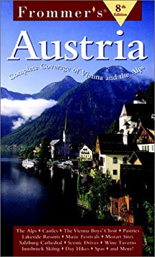 Frommer's Austria 9780028627182