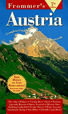 Frommer's Austria and Hungary
