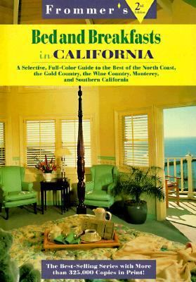 Frommer's Bed and Breakfast in California