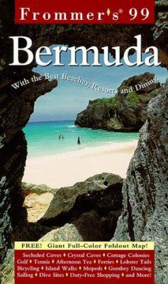 Frommer's Bermuda [With Giant Full-Color Foldout]