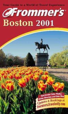 Frommer's Boston