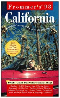 Frommer's California [With Free]