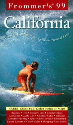Frommer's California [With Giant Full-Color Foldout]