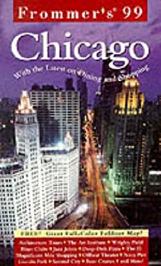 Frommer's Chicago [With Full-Color Fold-Out]