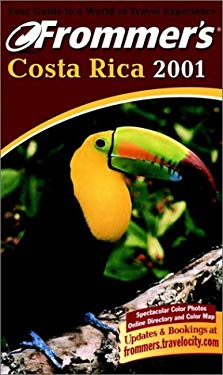 Frommer's Costa Rica [With Map]