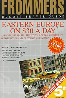 Frommer's Eastern Europe on $30 a Day