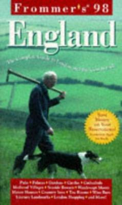 Frommer's England: The Complete Guide to London and the Countryside