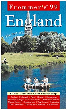 Frommer's England [With Full-Color Fold-Out]