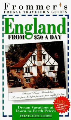 Frommer's England from $45 a Day, 1996