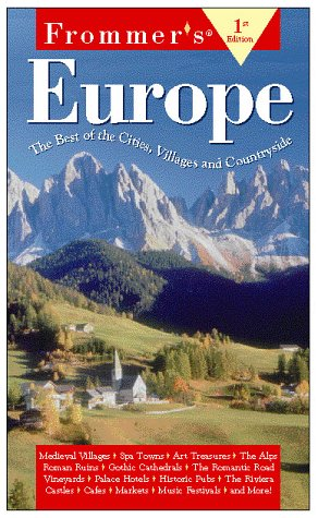 Frommer's Europe