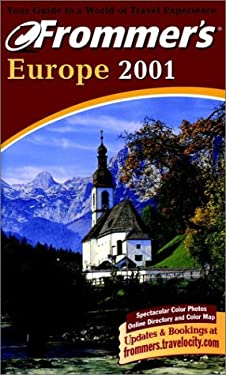 Frommer's Europe [With Map of Europe]