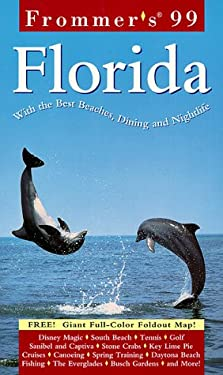 Frommer's Florida [With Giant Full-Color Foldout]