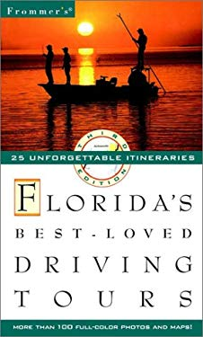 Frommer's Florida's Best-Loved Driving Tours [With Color Coded Map]