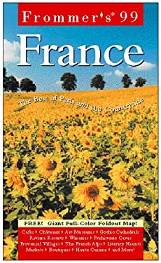 Frommer's France [With Full-Color Fold-Out]