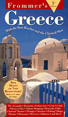 Frommer's Greece: The Best of Athens and the Islands