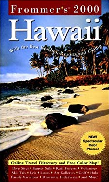 Frommer's Hawaii [With Folded Map]