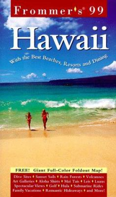 Frommer's Hawaii [With Full-Color Fold-Out]