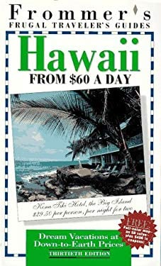 Frommer's Hawaii from $60 a Day 1996