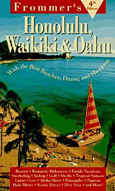 Frommer's Honolulu, Waikiki and Oahu, 1996
