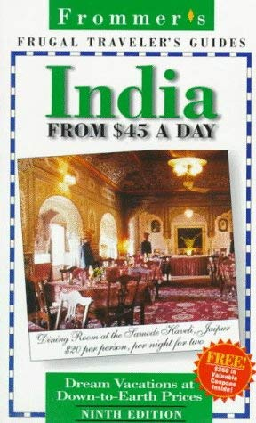 Frommer's India from Fourty-Five Dollars a Day