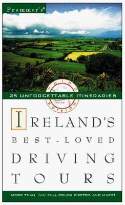 Frommer's Ireland's Best-Loved Driving Tours [With Color Coded Map]