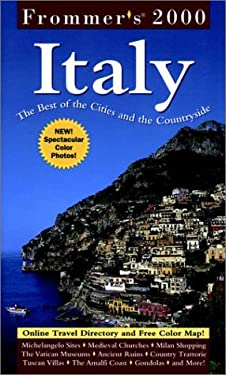 Frommer's Italy [With Folded Map]