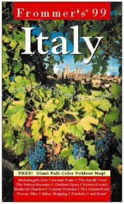 Frommer's Italy [With Giant Full-Color Foldout]
