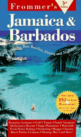 Frommer's Jamaica and Barbados