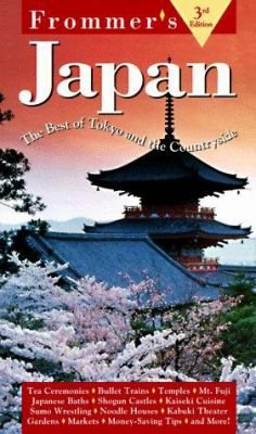 Frommer's Japan: The Best of Tokyo and the Countryside
