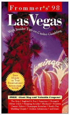 Frommer's Las Vegas: With Insider Tips on Casino Gambling [With Valuable and Free, Giant]