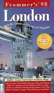 Frommer's London: With the Best Shopping and City Sights 9780028616490