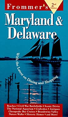 Frommer's Maryland and Delaware
