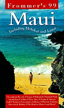 Frommer's Maui: With Molokai and Lanai [With Full-Color Fold-Out]