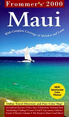 Frommer's Maui: With Molokai and Lanai [With Frommer's Map of Maui]